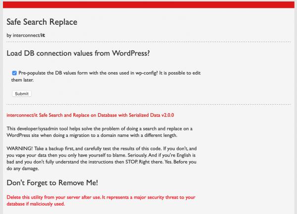 Wordpress Site Taşıma 11