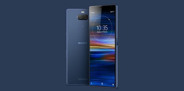 Sony Xperia 10 ve Sony Xperia 10 Plus